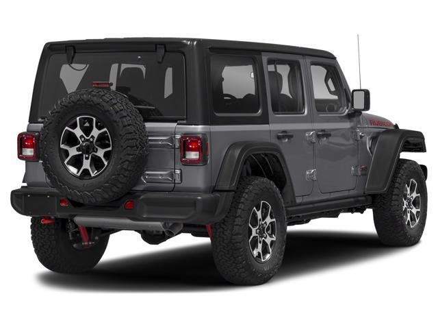 Jeep Unlimited Rubicon >> 2019 Jeep Wrangler Unlimited Rubicon In Madison Ct New Haven Jeep