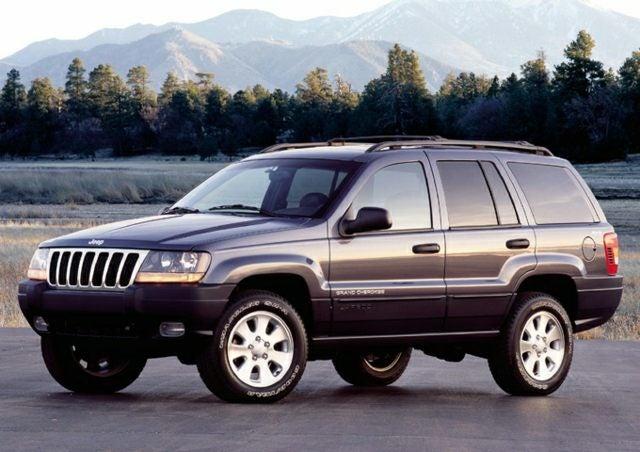 Jeep laredo 2001
