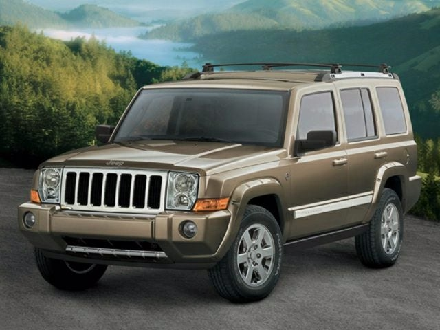 2006 Jeep Commander Limited In Madison Ct Chrysler Inc