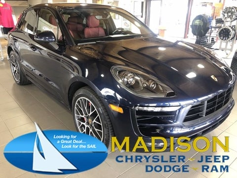 Used Porsche Macan Madison Ct